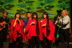 Presentación de Grupo Quilapayun